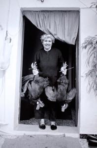 La vecina, 1996.
