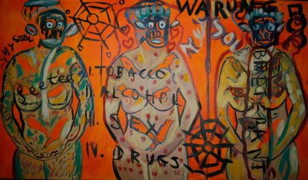 Basquiat's Venus.