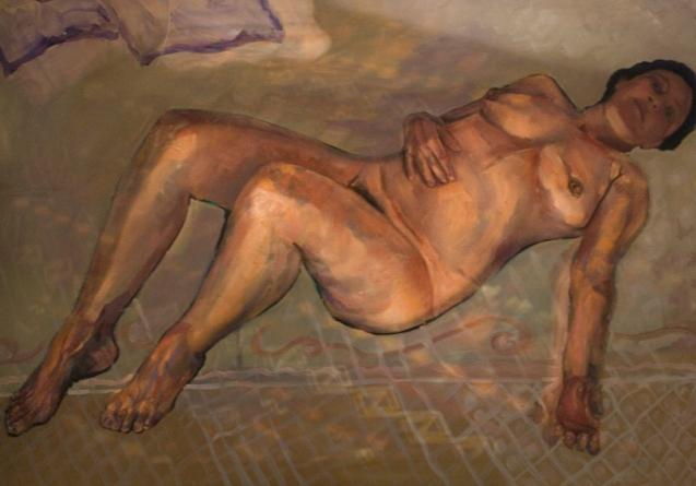 Desnudo,óleo-sobre-lienzo-2x1,20.