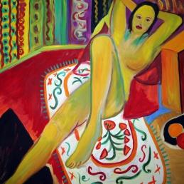Matisse VenusII, 150x 150, 2011