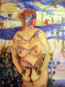 Bird´s Venus, de la serie Venu´s world.