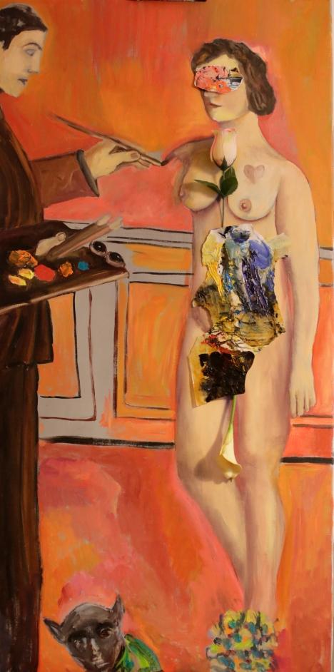 La Venus modelo y su artífice.2016.